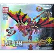 Набор Ninja Quan Guan (No.617-A) конструктор 253+ деталей