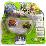 Набор игрушечных автомобилей (ZS-610)