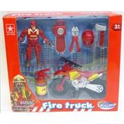 Набор пожарного fire truck New power
