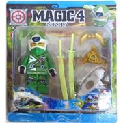 Набор Magic Ninja 4