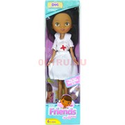 Кукла Доктор DOC little friend