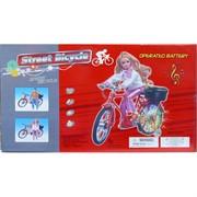 Барби на велосипеде Street Bicycle