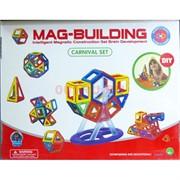 Магнитный конструктор MAG Building Carnival Set