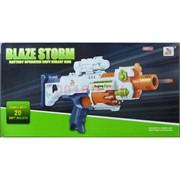 Автомат Blaze Storm Zecong Toys 44 см + 20 мягких пуль
