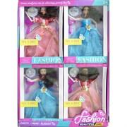 Набор Барби My Girl Fashion 4 шт/уп