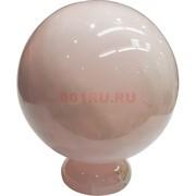 Шарик из розового оникса 10 см 4 дюйма