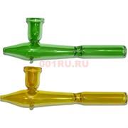 Трубка стеклянная «submarine» цвета в ассортименте