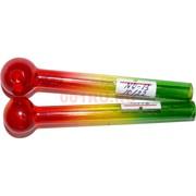 Трубка стеклянная цветная длина 10 см диаметр 22 мм