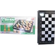Шахматы магнитные 3321M пластмассовые 20x20 см