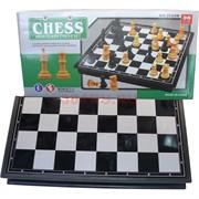 Шахматы магнитные 3324M пластмассовые 30x30 см