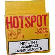 Картриджи JUUL-совместимые Hotspot Fresh Mango цена за 3 шт