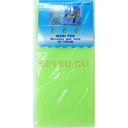 Мочалка для тела Mari Tex 30х100 см цвета в ассортименте