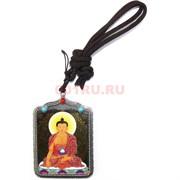 Амулет металлический открывающийся Будда Амитабха