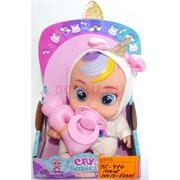 Кукла Cry babies (KC-410) пластмассовая 144 шт/кор
