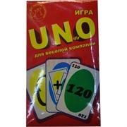 Игра UNO карточная 108 карт для веселой компании