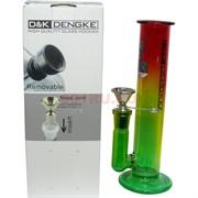 Бонг стеклянный 20 см D&K в коробочке (238-2)