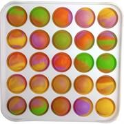 Игрушка антристресс попит цветная на пластмассовой основе
