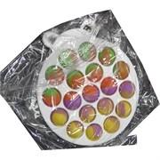 Игрушка антристресс попит цветная «божья коровка» на пластмассовой основе