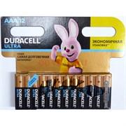 Батарейка Duracell Ultra AAA 12 шт/уп