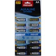 Батарейка алкалиновая maxwell AA 12 шт/уп (цена за упаковку)
