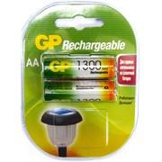 Аккумулятор GP Batteries AAA 1300 Rechargeable (цена за лист из 2 батареек)