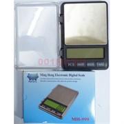 Весы (MH-999) электронные до 600 г