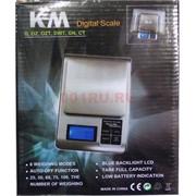 Весы электронные KM Digital Scale до 3 кг