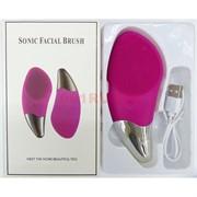 Электрическая щётка Sonic Facial Brush для чистки лица