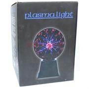 Светильник плазменный шар plasma light