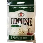 Фильтры сигаретные Tennesie Menthol 100 шт Slim