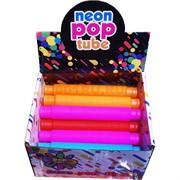 Neon Pop Tube игрушка антистресс шланг растягивающийся