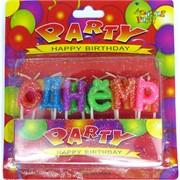Набор свечей Party на День Рождения