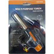 Горелка газовая (WS-502C) Multi Purpose Torch