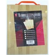 Доска разделочная (WD-10) бамбуковая 30 см
