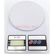 Весы электронные кухонные (SF-400) FEILITE