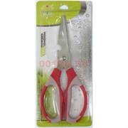 Ножницы кухонные (025) металл пластмасса  240 шт/кор