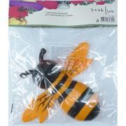 Термометр детский на присоске (3026) Пчела 100 шт/кор