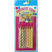 Набор свечей Peppermint Staipe 12 шт/уп 360 наборов/коробка
