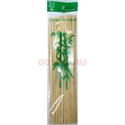 Шпажки-шампуры 25 см бамбуковые Purely natural 300 упаковок/коробка