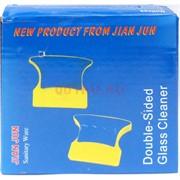 Магнитная щетка (Q60) для мытья окон 60 шт/кор