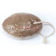 Пемза натуральная коричневая 240 шт/кор
