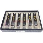 Кусачки (209) металлические черные 12 шт/уп 600 шт/кор