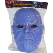Маска светящаяся Танос из Вселенной Марвел