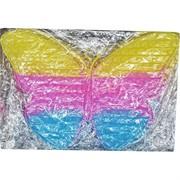 Попит бабочка цветная 30 см