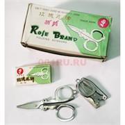 Ножницы складные Rosу Brand 12 шт/упаковка