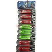 Ножи швейные (SK-5) цветные 12 шт/уп