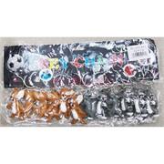 Брелок резиновый (RJ-OD-417) «Том и Джерри» 120 шт/упаковка