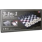 Настольная игра 3-в-1 магнитные (49912) размер 36 см
