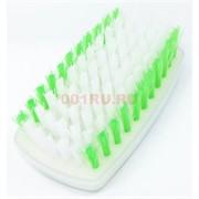 Щетка пластмассовая белая (4954) с ворсом 240 шт/коробка