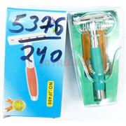 Бритва (5376) металлическая (JF488) Hangchao 240 шт/коробка